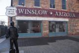 Route 66 - Flagstaff - Canyon Diablo - Winslow,  Arizona 2006