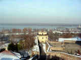 Danube behind the Jaksic's Tower