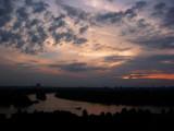 Sava and Danube Confluence