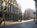 Kneza Mihaila Street-Sunday Morning