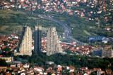 Eastern gate of Belgrade
