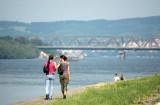 The Danube river, Belgrade