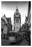 Walking in Friburg