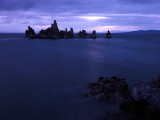Tufa Castle At Dawn