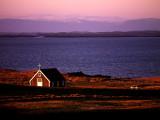 Church At Bjarnarhorn