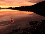 Morning Glow At Jokulsarlon