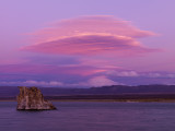 Lenticular Clouds Over Mono