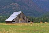 Montana Rustic Barn