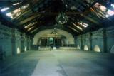 Bacolor Church interior