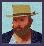 A Bit of Van Gogh..Mr Wolfie
