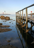 jetty  *