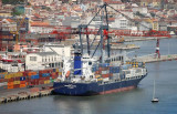 Lisbon is a Busy Port