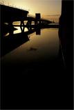 The oil wharf*