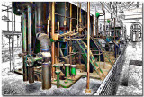 10th place Pumping Station Version 2 by Melbob