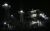 Pasadena Light & Power  Plant * Traveller