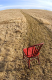 4th Place~The Red Chair~Sharon Elips