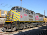 EMD SD70ACe  KCS 4004