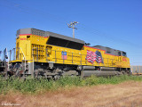 EMD SD70ACe  UP 8456