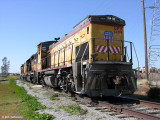 EMD MP15AC  UP 1409