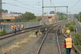 Buckled Rail