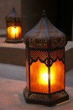 Lamps Bab Al Shams Dubai.JPG