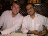 1250 15th November 06 Kyle and Raoof in Bahrain.JPG