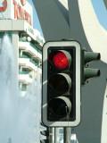 1322 17th November 06 Traffic Light Clocktower Roundabout Dubai.JPG