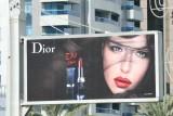 1338 9th December 06 Dior Advert Sheikh Zayed Road Dubai.JPG