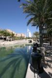 Burg Al Arab and Souk Madinat Jumeirah Dubai.JPG