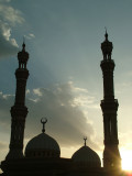 Mosque at Sunset Bur Dubai.JPG