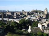 The Bridges and Edinburgh Castle.JPG