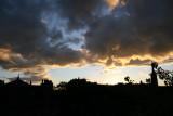 Sunset over Edinburgh Castle.JPG