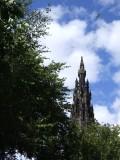Seagull and Scott Monument Edinburgh.JPG