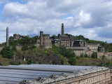 Calton Hill and Waverley Station Edinburgh.JPG