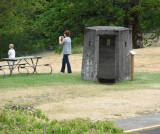 WW II Sentry Post