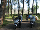 Near Teton National Park