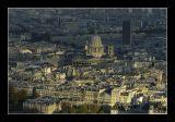 Le bd st michel, la bibliotheque nationale, le Pantheon et Jussieu.