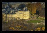 Le Palais du Luxembourg et son jardin.(crop)