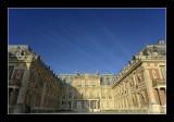 La cour d'honneur (Versailles) 1