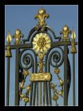 Versailles gates detail 2
