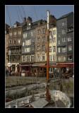 Magic light of Honfleur 2