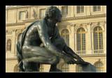 L'Aiguiseur, Bronze.
