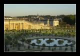 L'orangerie et la Cathedrale St Louis