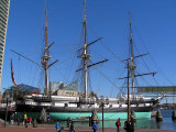 Harbor Museum Ship