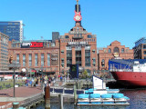 Baltimore Harbor-Old Factory