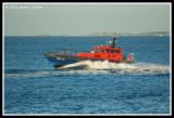 Parmelia returning to port