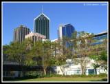 Perth, In and Around the CBD