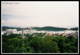 The View from Mt Faber