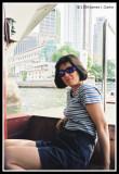 Ritsuko in Singapore