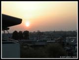 Sunset in Gunma-ken